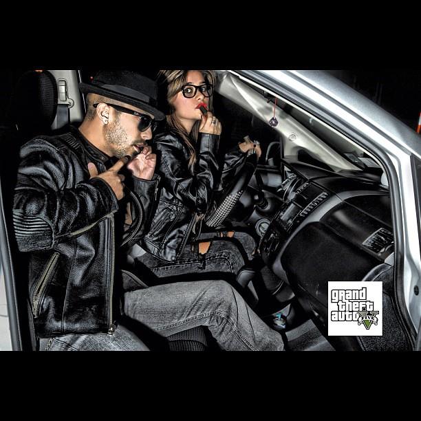 GTA V FiVe #gth #rockstart #movies #familyman #sun #2013