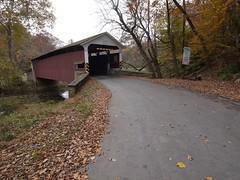 金, 2012-10-26 13:20 - Mercer's Mill Covered Bridge