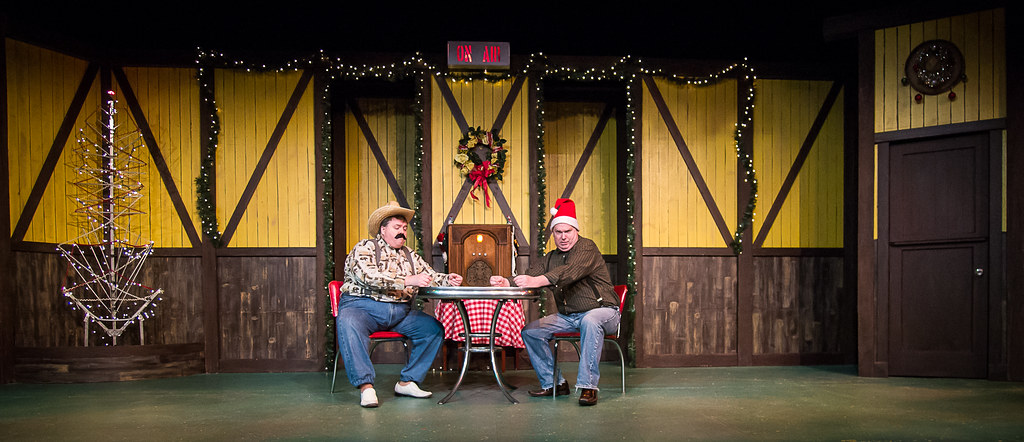 """A Tuna Christmas"" 2012"