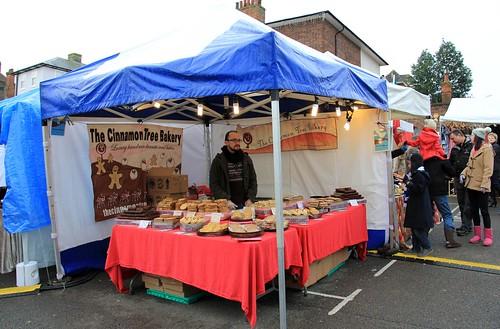 craft fair stand