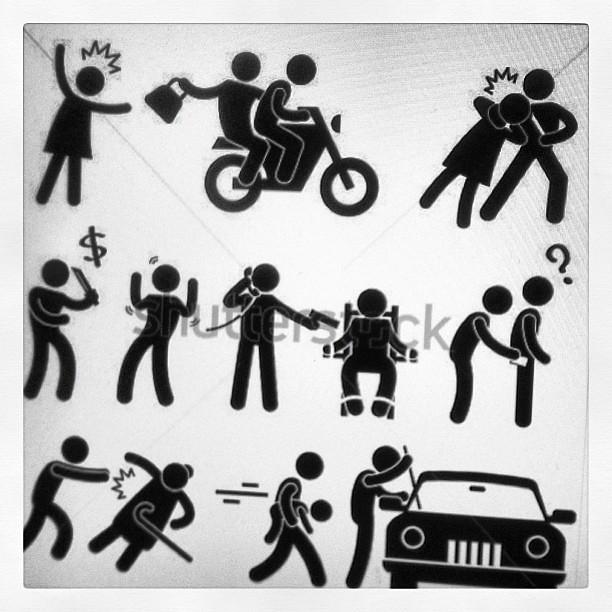 funny #pictograms on @shutterstock | teamcreativefire | flickr  flickr