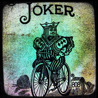 M'lord. #joker #bike #cycling #vintage | by Kaptain Amerika