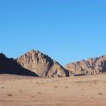 Saudi Desert in Afternoon