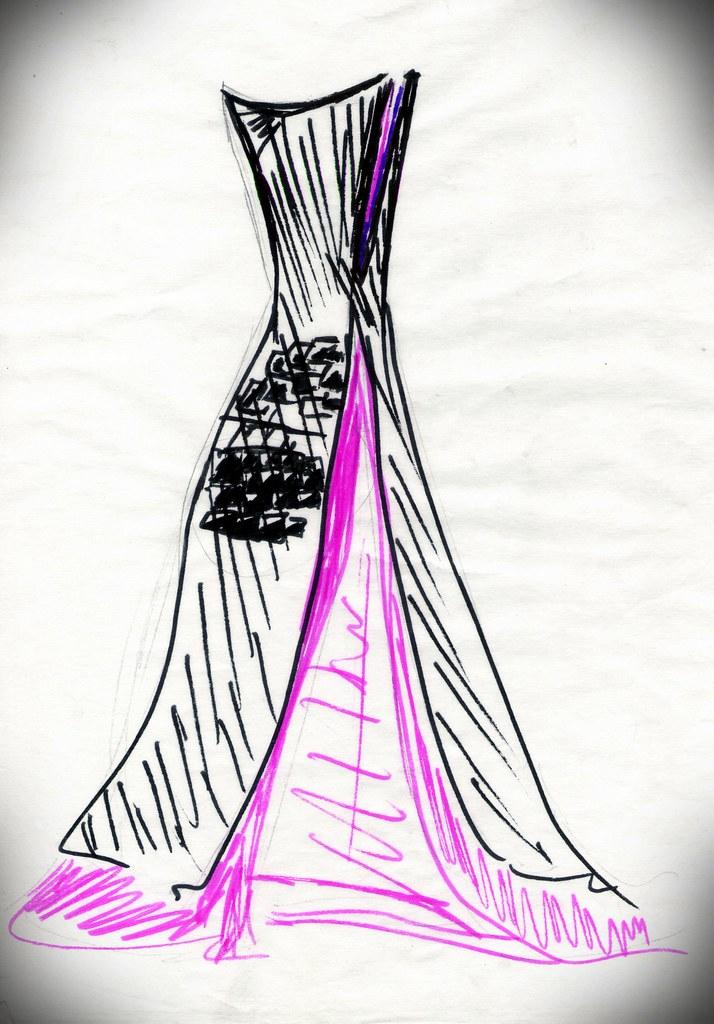 Testanto O Capsule Wardrobe Pela Primeira Vez: Ainda Estou Testando O Desenho Deste Vestido