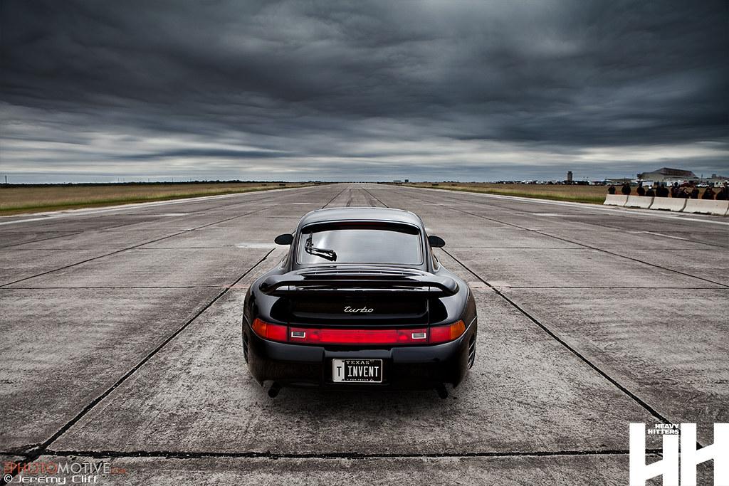 993 Porsche Turbo / Texas Mile / Heavy Hitters Magazine   Flickr