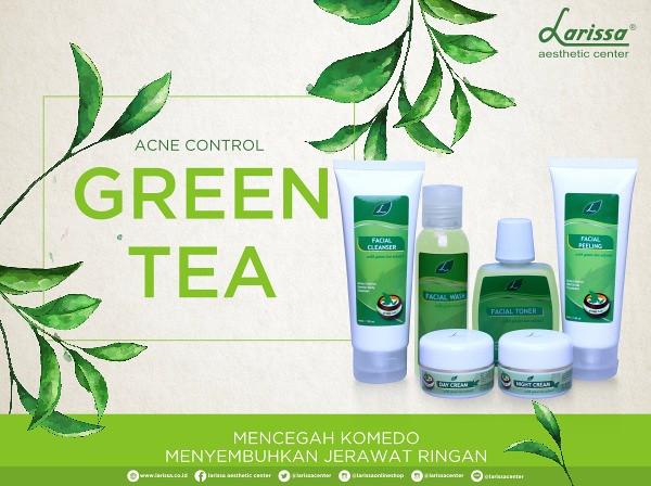 Produk Larissa Green Tea Klinik Kecantikan Larissa Aesthet Flickr