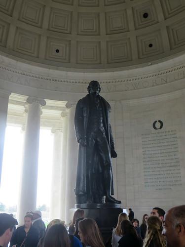 Jefferson Statue | by edenpictures
