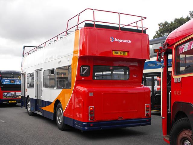 15513 (2), MBE 613R, Daimler Fleetline