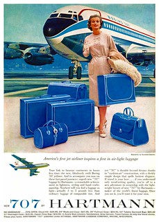 Hartmann 707 luggage c1959 | by 1950sUnlimited