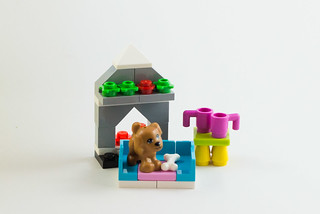 Nice and comfy! | by The LEGO woman