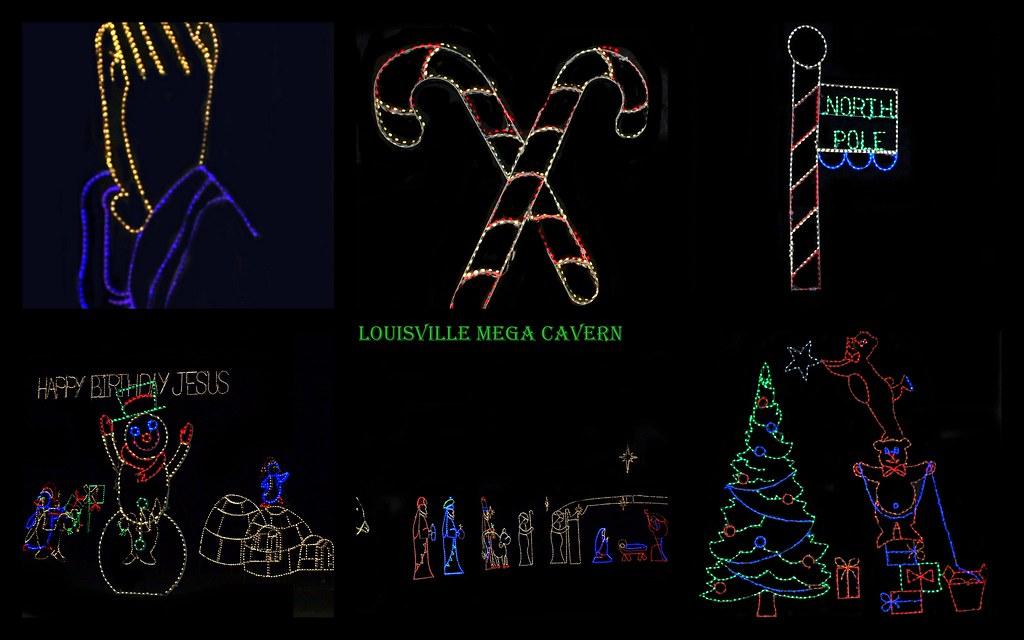 Mega Cavern Christmas Lights.Light Up The Cave Mega Cavern S Lights Under Louisville Al