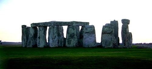 Stonehenge | by friedwater