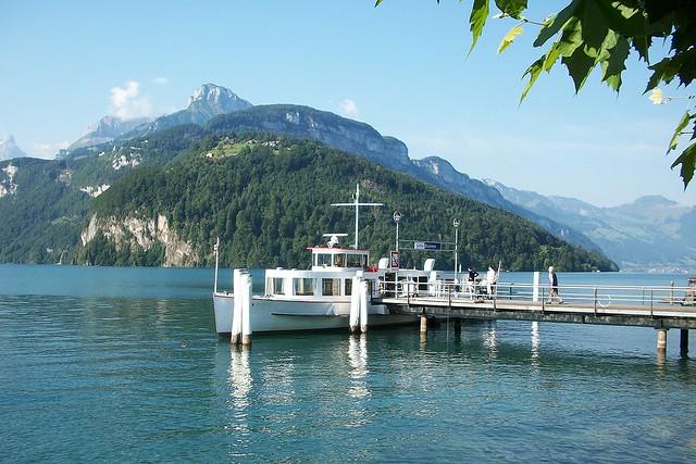 Brunnen Schweiz / Switzerland