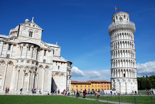 Tower and Pisa Cathedral | by Brian ⚓ Hillegas