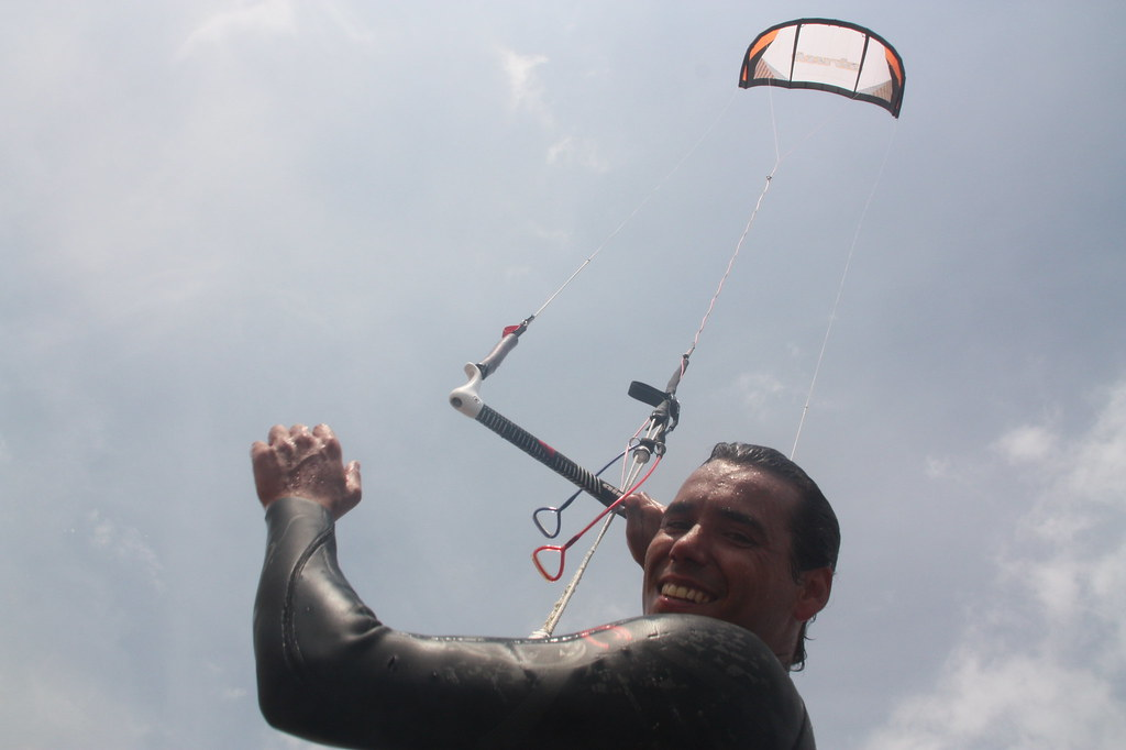 Gerard Blasco kitesurfista on Flickr