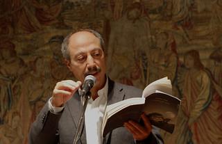 Carmine Abate | Carmine Abate legge brani del libro 'La coll… | Flickr