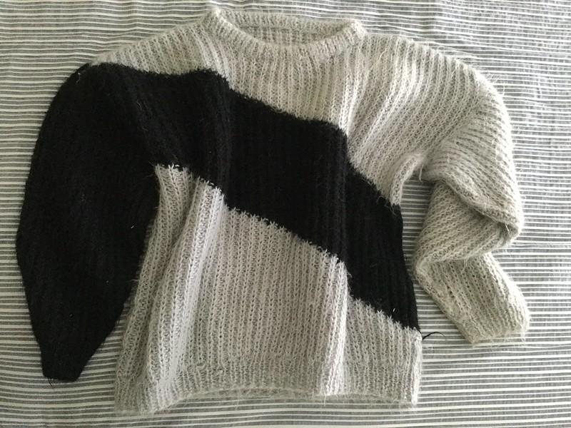 Kate's baby blanket