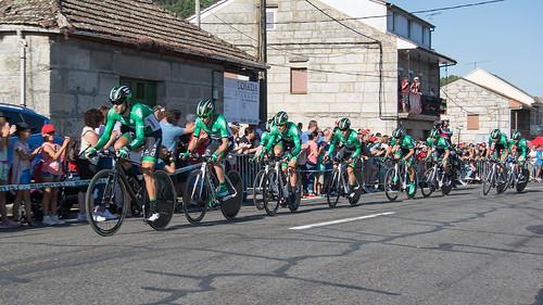 Vuelta Ciclista a España 2016 CRE Caja Rural | by lusal1967