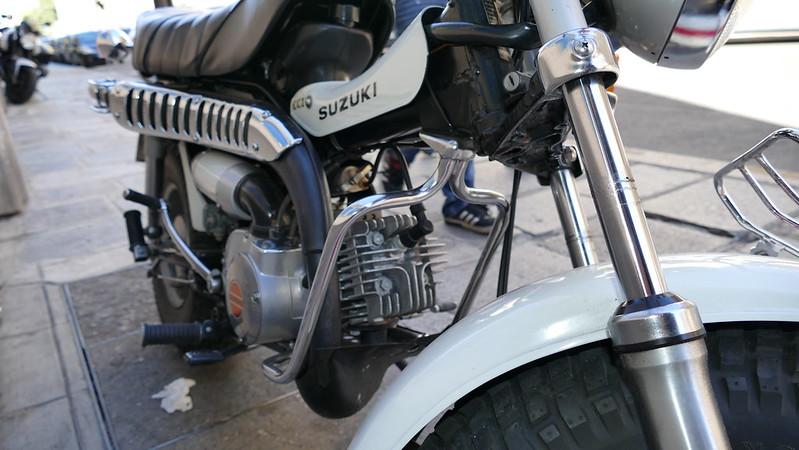Suzuki 90 Van Van 1974  28588011283_232feaf60c_c