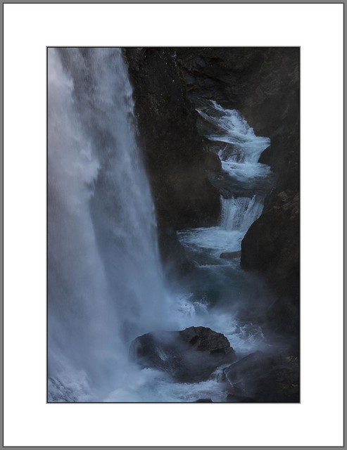 Reintal Wasserfälle (Reintal waterfalls)