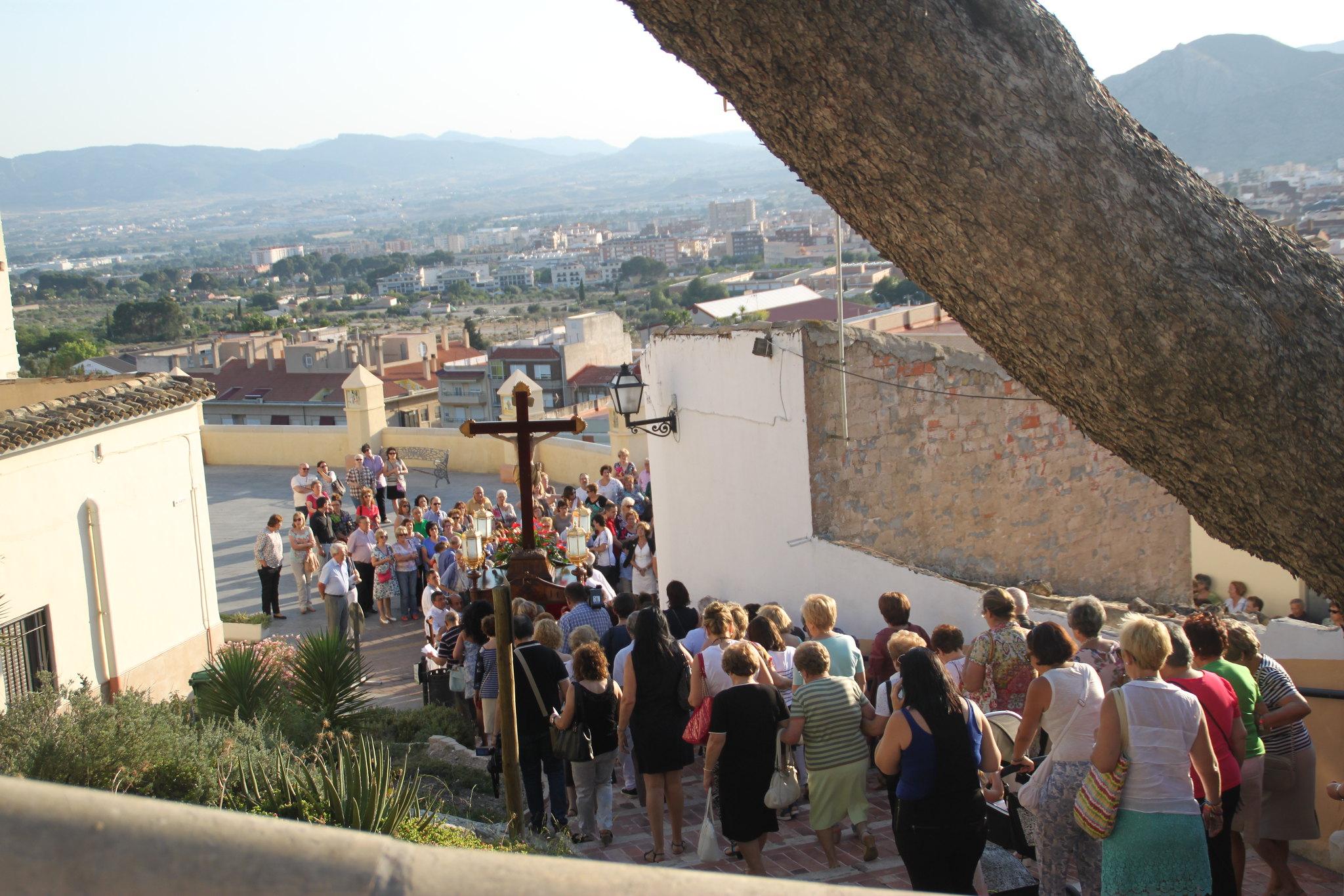 (2015-06-26) - Vía Crucis bajada - Javier Romero Ripoll  (169)