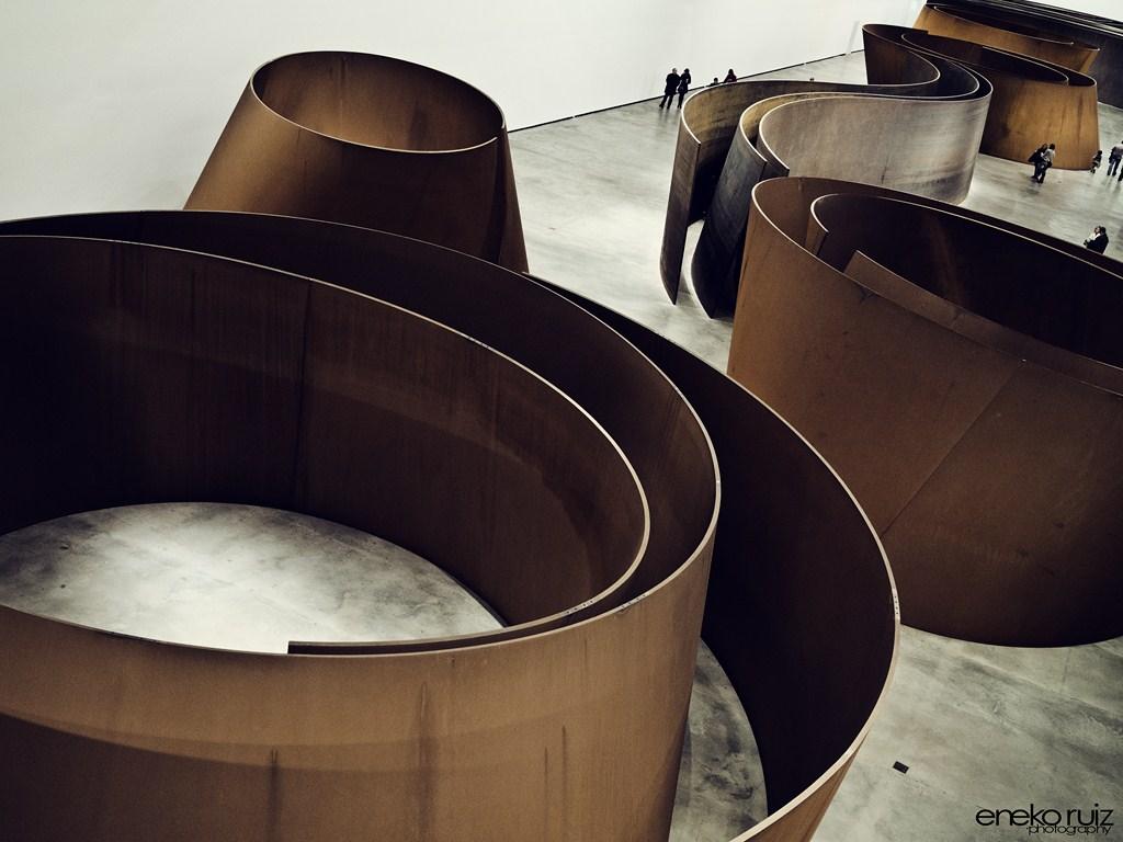 La Materia del Tiempo - Richard Serra @ Guggenheim Bilbao