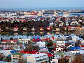 Hallgrímskirkja 21 - View of Reykjavik | by Hanataro