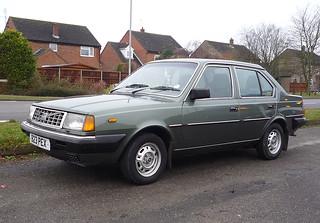 1984 Volvo 360GLE 2.0 4dr | by Spottedlaurel