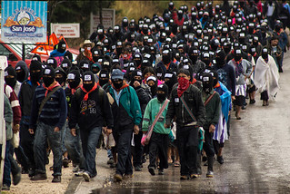 EZLN March 2012 | by Lorenzo Tlacaelel