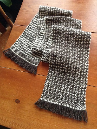 Wool Scarf | by Twill Power