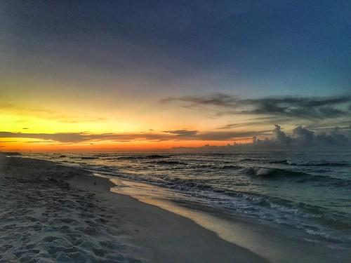 navarre beach fl florida sunrise snapseed hdr
