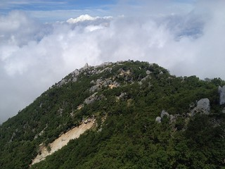鳳凰山 地蔵岳 オベリスク上から北側の眺望 | by ichitakabridge