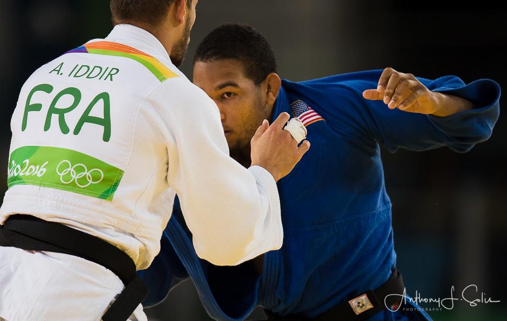 Men's Judo Under 90kg