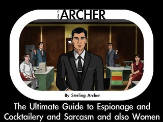How to Archer Book Cover