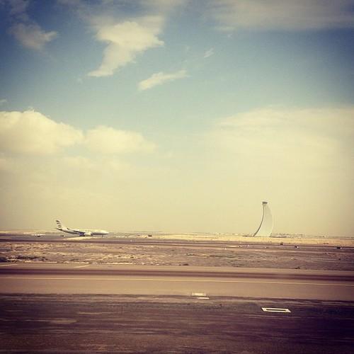 travel square airplane flying airport traffic desert control air flight landing international abudhabi squareformat runway unitedarabemirates global etihad iphoneography instagramapp xproii uploaded:by=instagram foursquare:venue=4bad6acbf964a520214d3be3