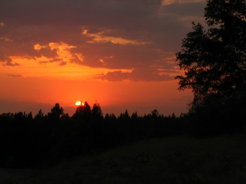 california sunset western sierranevada