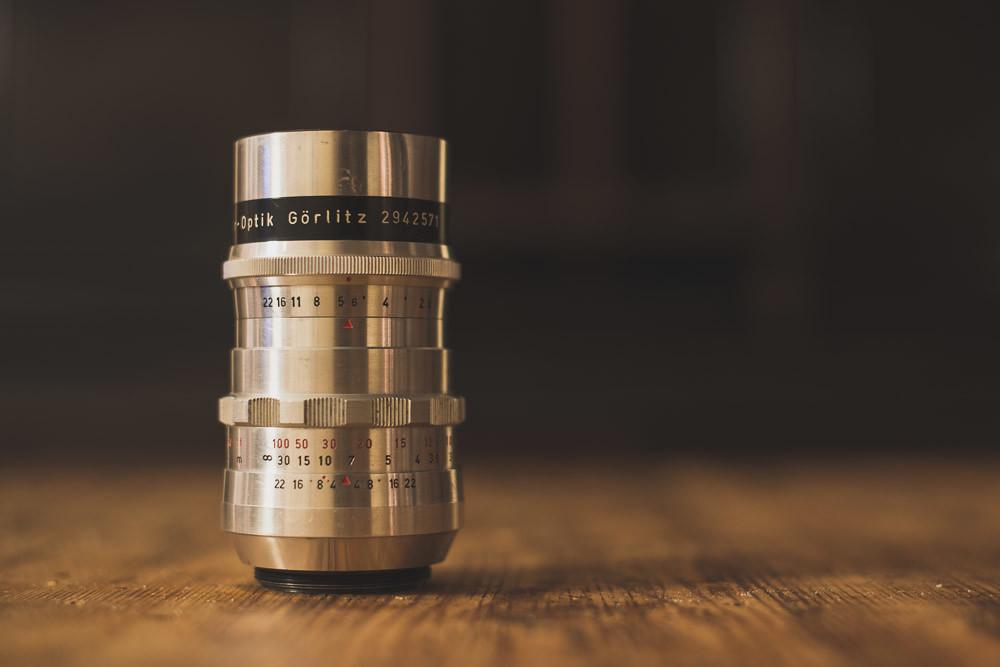 Meyer-Optik Görlitz Trioplan 100mm f/2.8