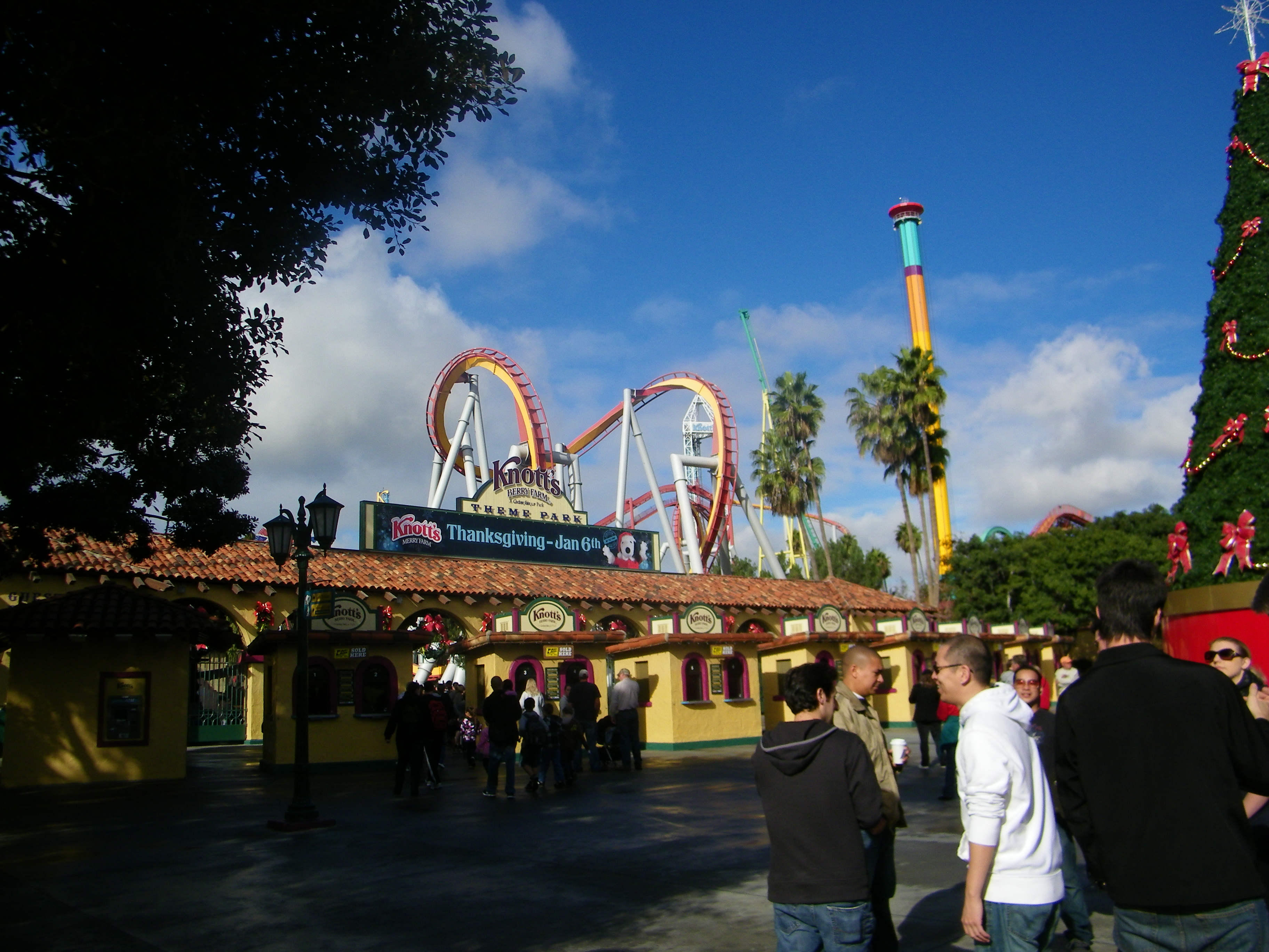 Knott's Berry Farm 2012