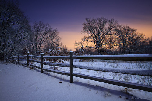 park trees winter ohio sky snow nature clouds fence outdoors fullmoon environment wilderness oakopenings