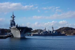 Yokosuka navy base   by woinary