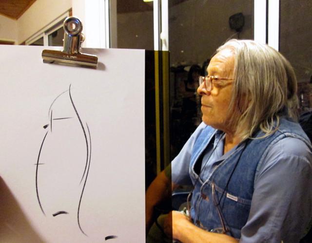 caricaturas y caricaturistas pARA eventos