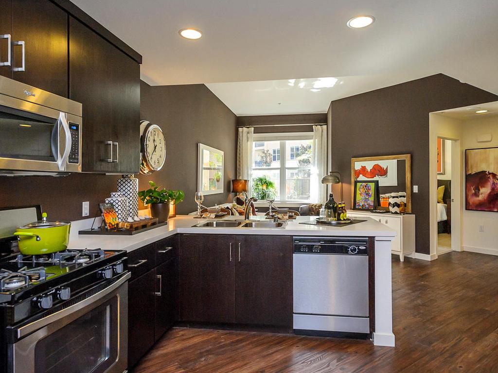 Cape Cod • Plan C: Kitchen & Great Room