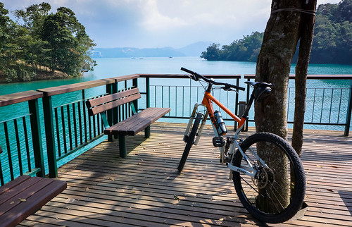 Sun Moon Lake, Taiwan Bicycle Bloggers Tour 2012 | by tomsbiketrip.com