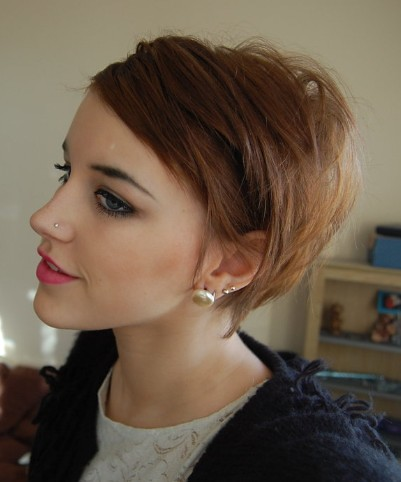 Short Summer Haircuts For Ladies 105