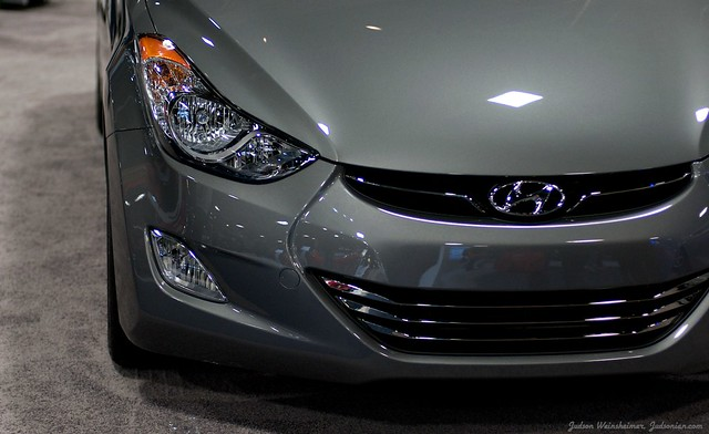2013 Washington Auto Show - Lower Concourse - Hyundai 1