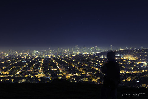 hello sanfrancisco nightphotography sunrise stars for good bernalheights yah 2470mm soulsearching d600nikkor soulnikon