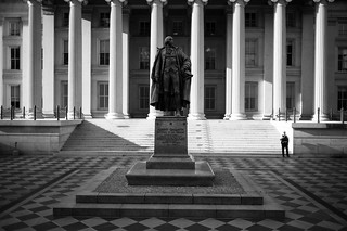 Albert Gallatin, Department of Treasury. | by Matt Benton