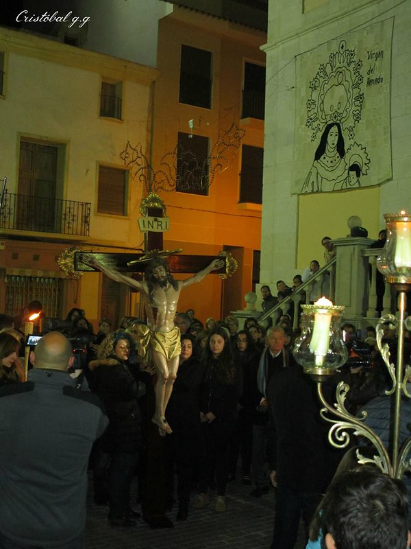(2016-03-18) - VII Vía Crucis nocturno - Cristobal González García  (21)