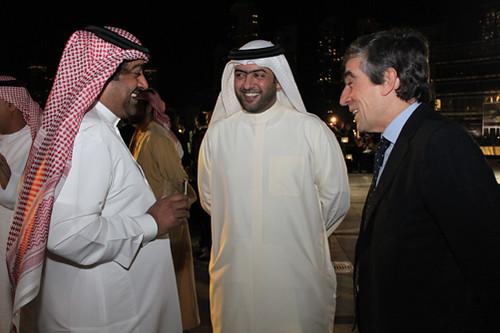Mohammad Kamali, Swidan Nabooda and Mario Gallavotti