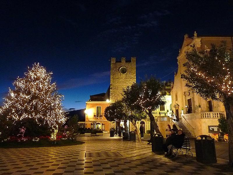 Taormina Natale 2012